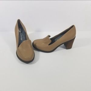Dr. Scholl's Cool Fit Block Heels Shoes Size 6